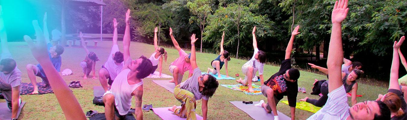 É Melhor Praticar Yoga Sozinho Ou Em Grupo?