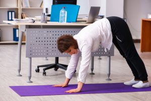 pilates laboral