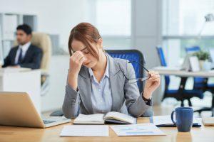 ansiedade no trabalho
